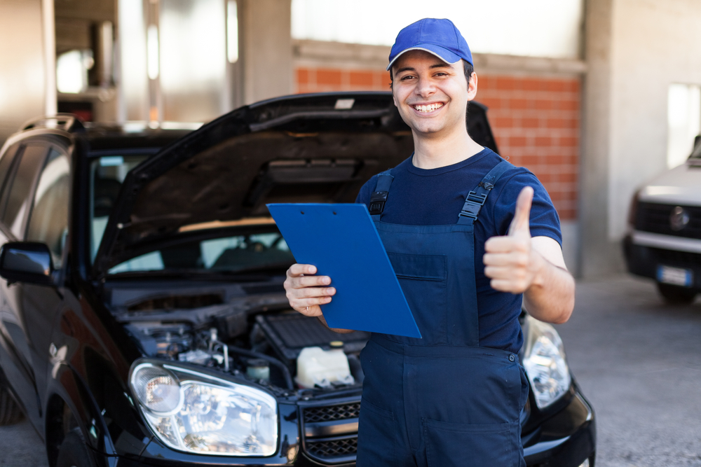 The Five Most Typical SMART Repairs