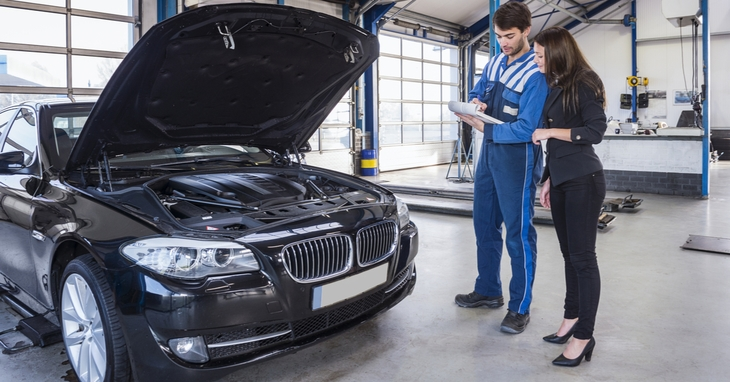 Maintenance And Repair Services: Keep The Vehicle Within The Good Shape