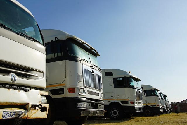 Buying a second hand Commercial Vehicle