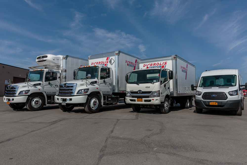 Finding the right commercial vehicle rental services