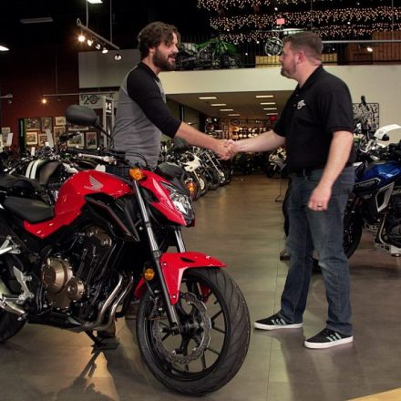 Buying a Motorcycle – What You Need to Consider